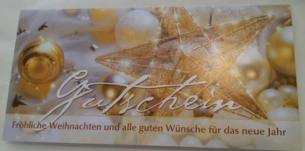 GUTSCHEIN im Wert von 150.- Euro