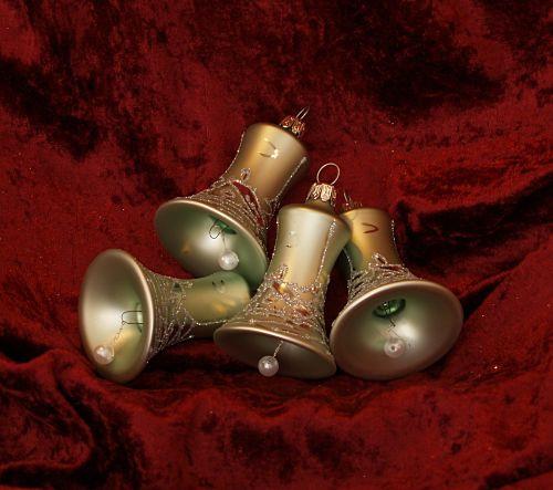 Pastell Trend Lindgrün Glocke 5 cm